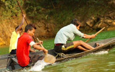 Reviving A River, Reviving A Lost Culture