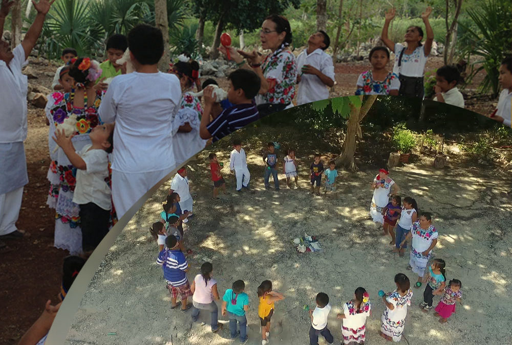 Promoting permanency of Mayan culture for children of the municipalities of Kaua, Chankom & Tinum in Yucatan
