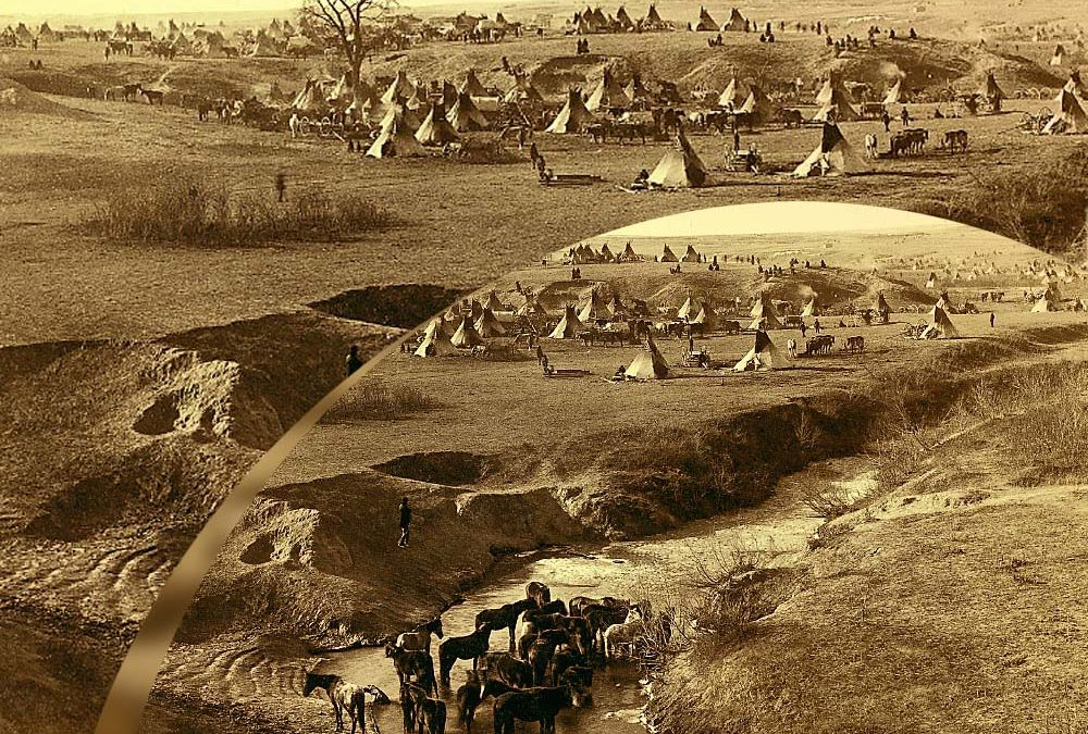 125th Anniversary of Wounded Knee Massacre Ceremony