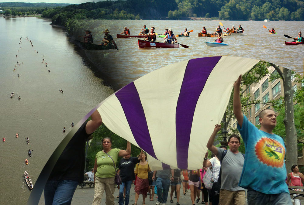 Two Row Wampum Renewal Campaign
