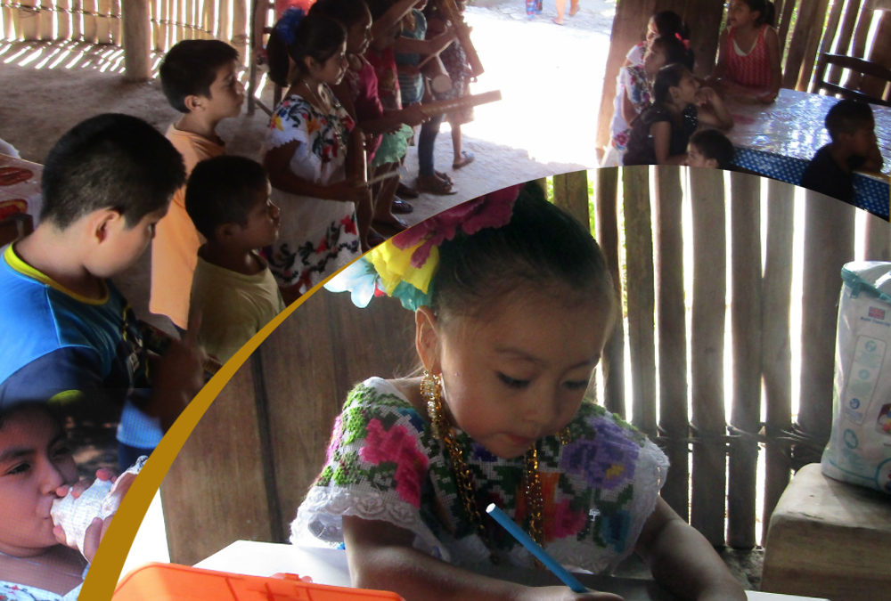 Continuity of the sacred tradition in children