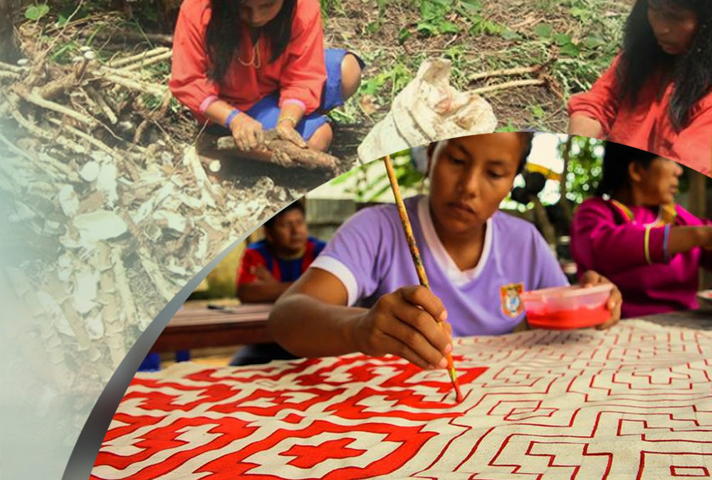 Shipibo Children self identity through traditional names and learning uses of medicinal plants