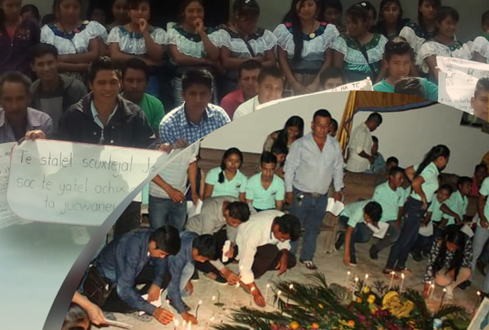 Youth Preserving their Tseltal, Mayan Identity